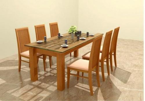 Ưu và nhược điểm của bộ bàn ăn gỗ Sồi
