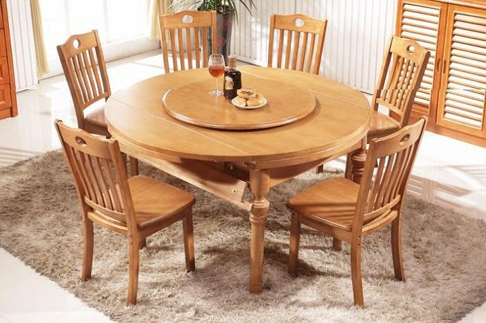 Vì sao bàn ăn thông minh gỗ tự nhiên lại được ưa chuộng?