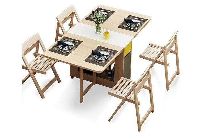 Có nên mua bàn ăn thông minh bằng gỗ-1