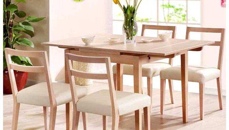 Cách lựa chọn bàn ăn thông minh gỗ sồi