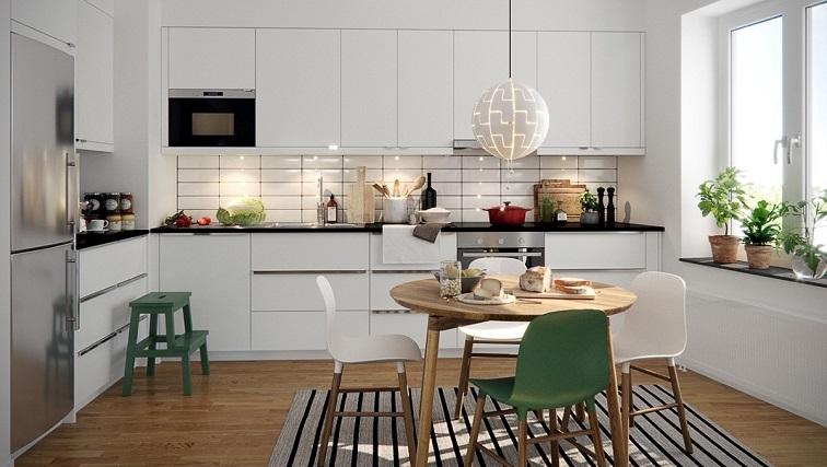 Bàn ăn tròn thông minh lựa chọn hoàn hảo cho căn bếp
