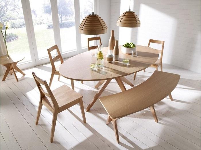 Làm sao để lựa chọn bàn ăn đẹp phù hợp với không gian nhà bạn-11
