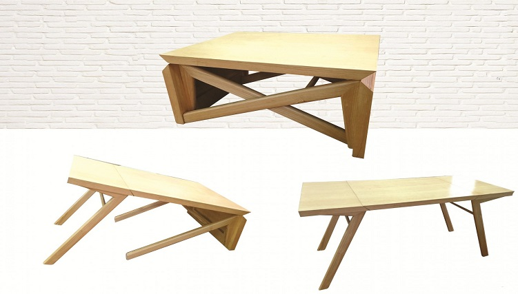 Tổng hợp những mẫu bàn xếp đẹp và thông dụng nhất-2