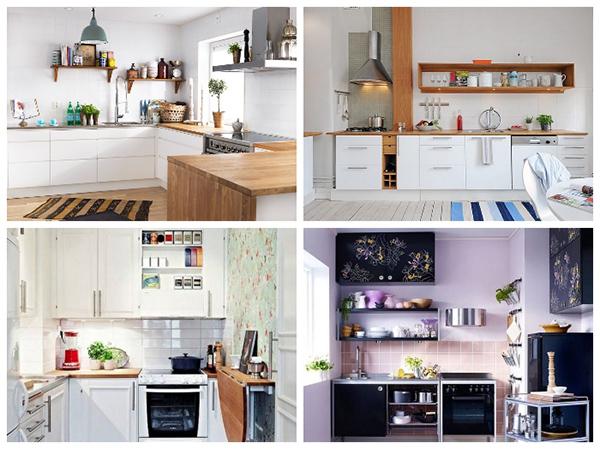 Cách bố trí bàn ăn trong bếp cho không gian chật hẹp-1