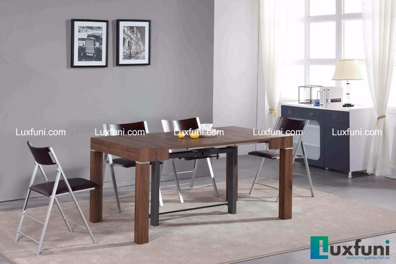 Có nên mua bàn ăn thông minh bằng gỗ-7
