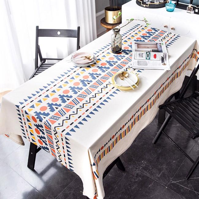 Mẫu khăn trải bàn sành điệu cho các chị em đam mê decor-1