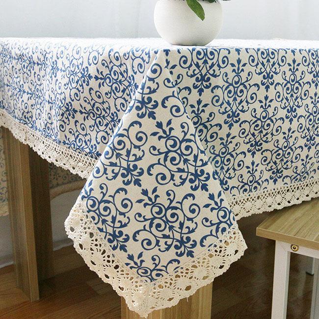 Mẫu khăn trải bàn sành điệu cho các chị em đam mê decor-2