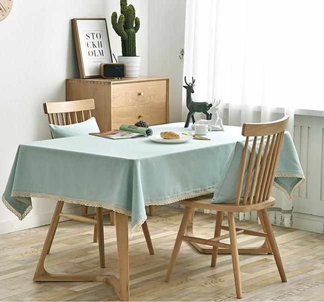 Mẫu khăn trải bàn sành điệu cho các chị em đam mê decor-4