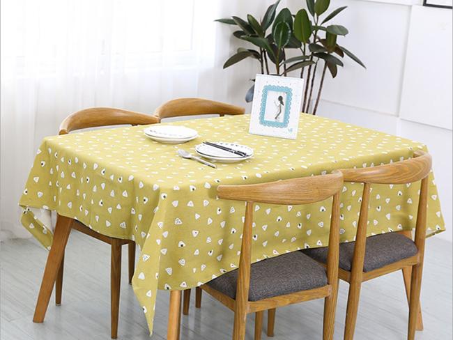 Mẫu khăn trải bàn sành điệu cho các chị em đam mê decor-6