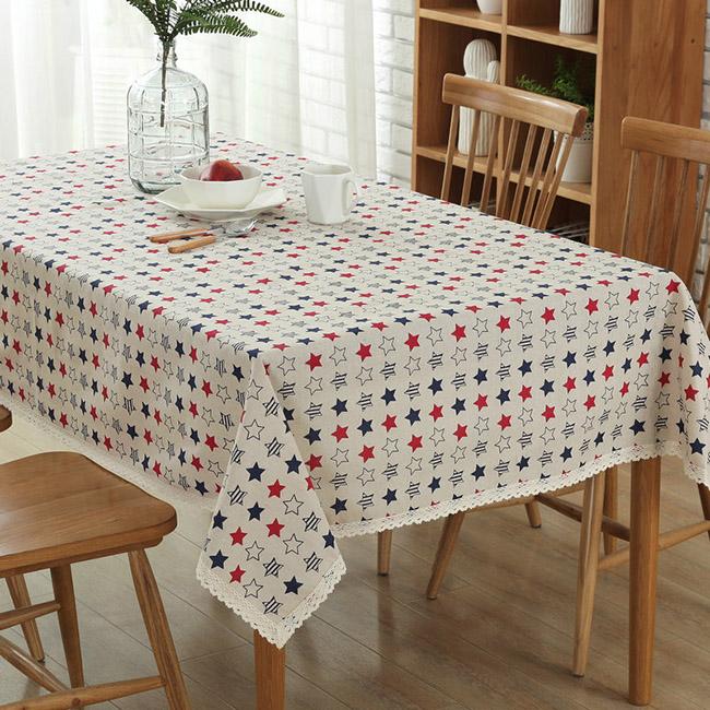 Mẫu khăn trải bàn sành điệu cho các chị em đam mê decor-8