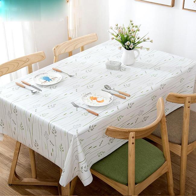 Mẫu khăn trải bàn sành điệu cho các chị em đam mê decor-9