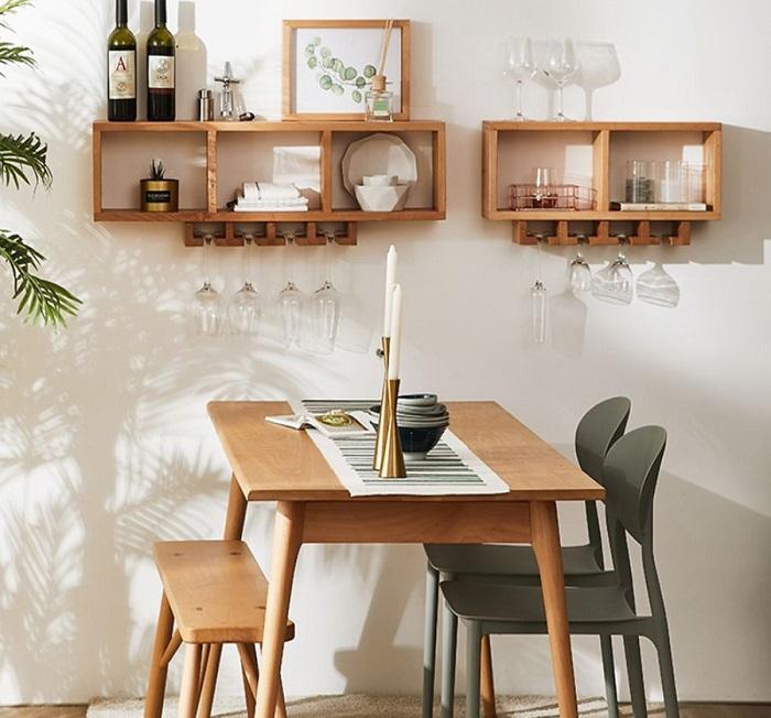 Cách trang trí nhà bếp đơn giản mà đẹp-2