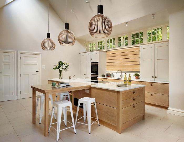 Chiêm ngưỡng những thiết kế nhà bếp đẹp hiện đại và trang nhã-10
