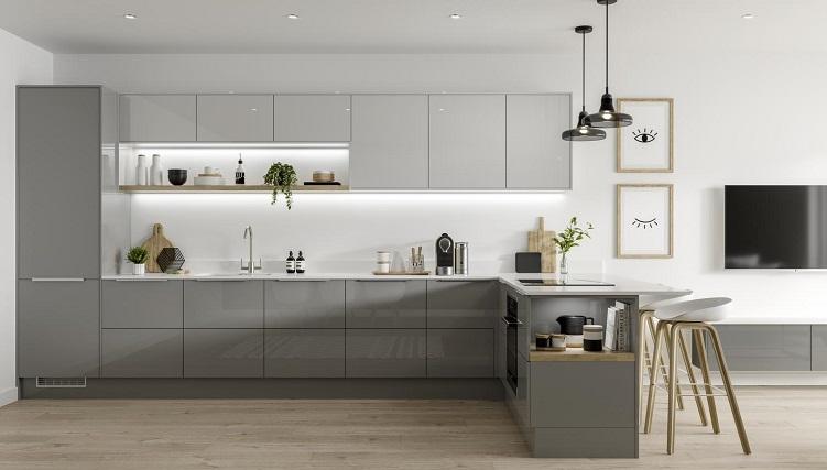 Chiêm ngưỡng những thiết kế nhà bếp đẹp hiện đại và trang nhã-11