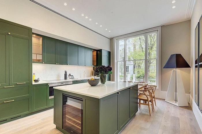 Chiêm ngưỡng những thiết kế nhà bếp đẹp hiện đại và trang nhã-12