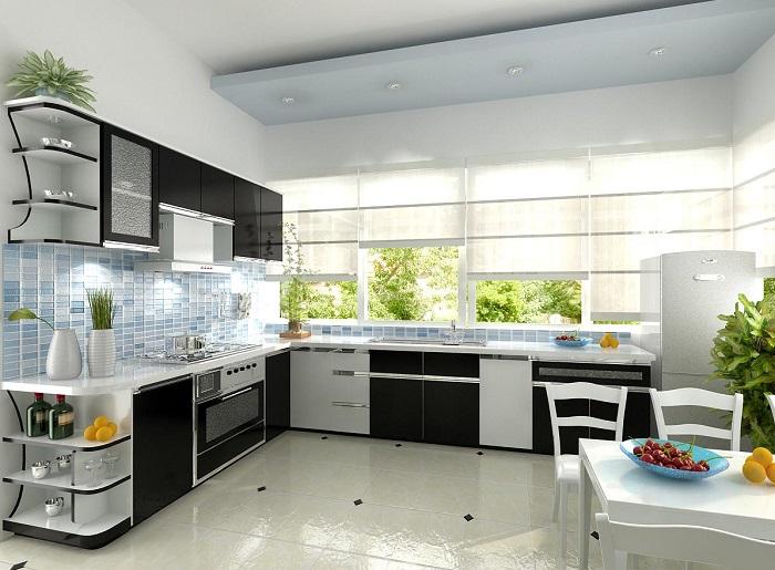 Chiêm ngưỡng những thiết kế nhà bếp đẹp hiện đại và trang nhã-4