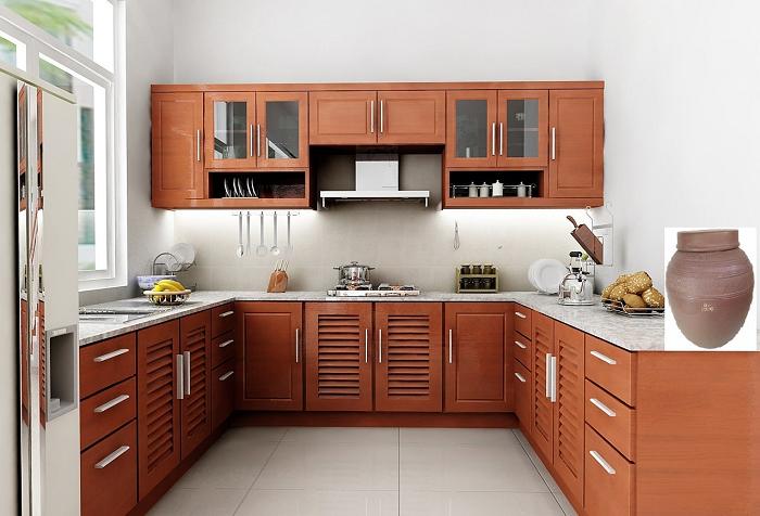 Chiêm ngưỡng những thiết kế nhà bếp đẹp hiện đại và trang nhã-8