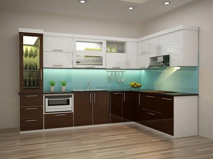 Chiêm ngưỡng những thiết kế nhà bếp đẹp hiện đại và trang nhã-9