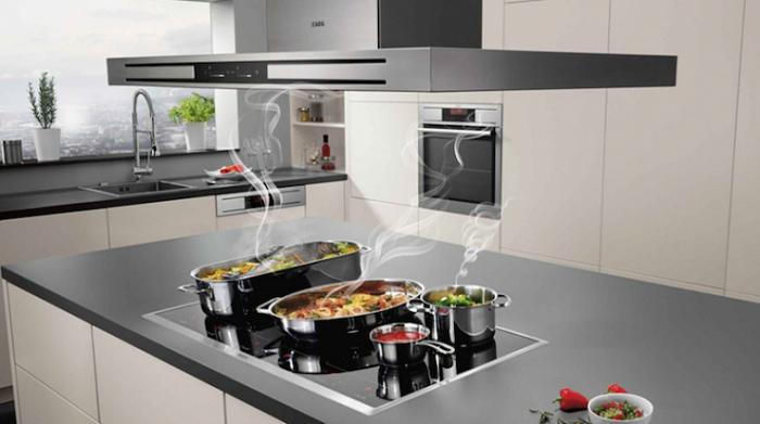 Máy hút mùi bếp và những tính năng tuyệt vời-1