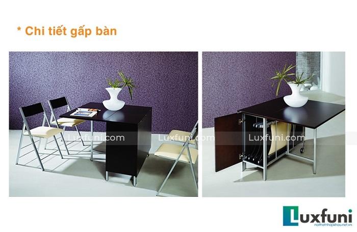 5 tiêu chí lựa chọn bộ bàn ăn 4 ghế cho phòng bếp chung cư-2