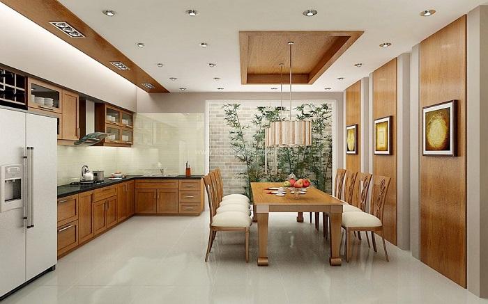 Những điều cần đặc biệt lưu ý khi thiết kế phòng ăn và bếp-1