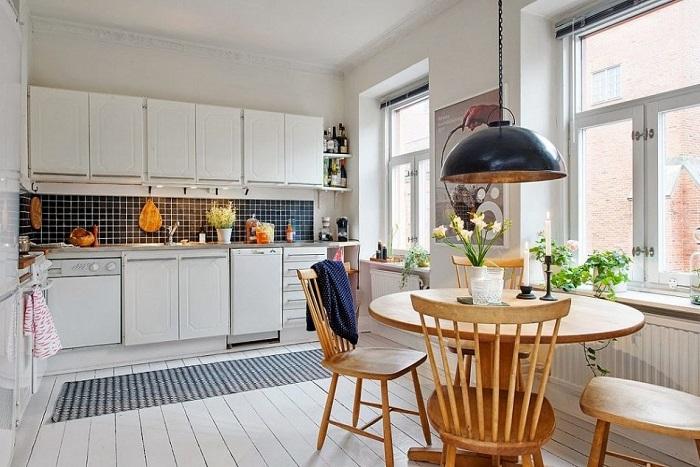 Những điều cần đặc biệt lưu ý khi thiết kế phòng ăn và bếp-2