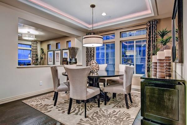Thảm bếp theo tone màu của không gian nội thất phòng bếp