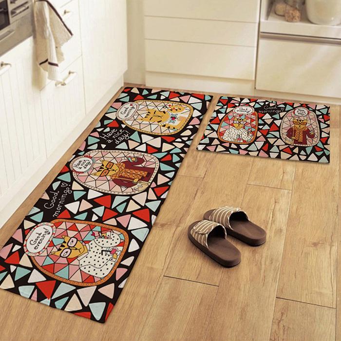 Thảm trải sàn nhà bếp cao cấp