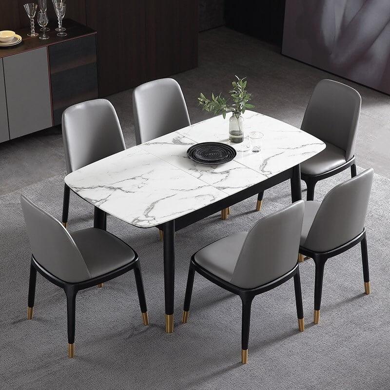 Những bộ bàn ghế ăn đẹp tiện lợi và tinh tế