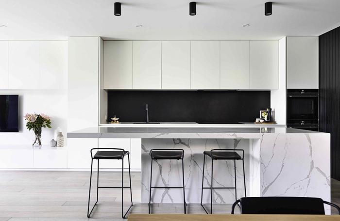 Trang trí không gian bếp nhỏ
