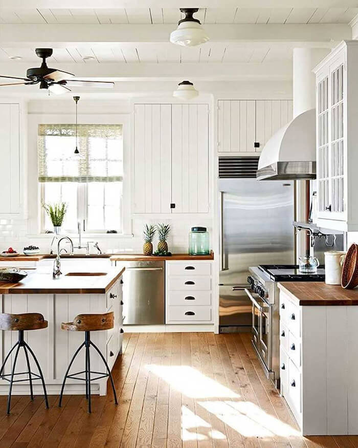 Thiết kế mẫu nhà bếp nhỏ