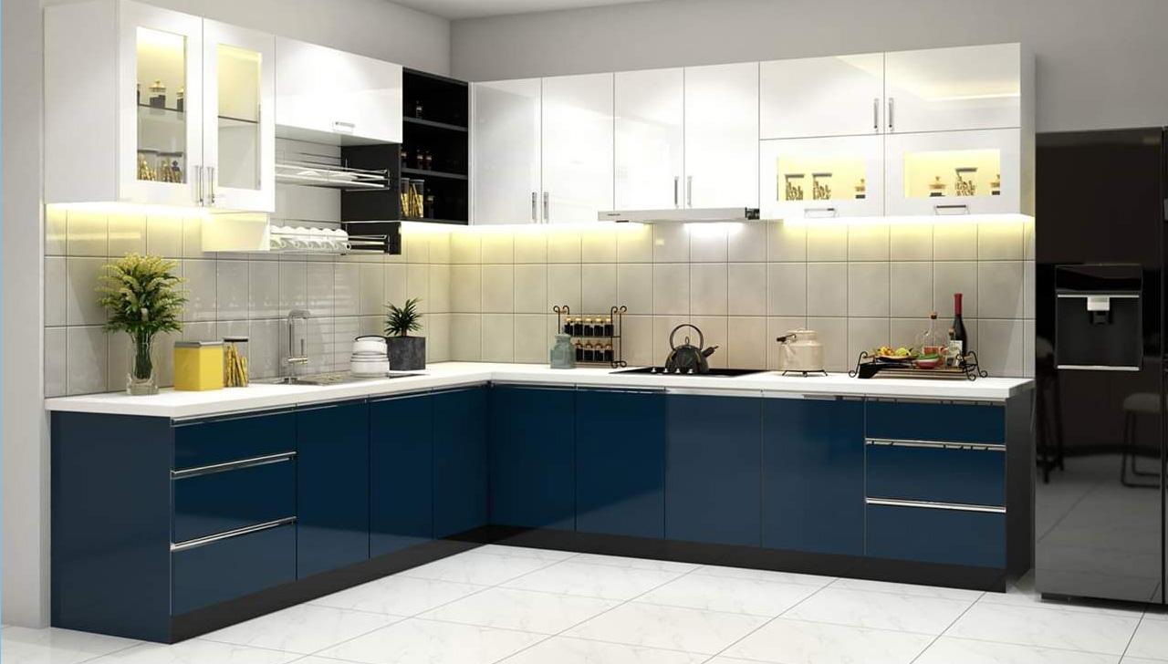 Những mẫu nhà bếp đẹp giúp không gian sống thêm ấn tượng