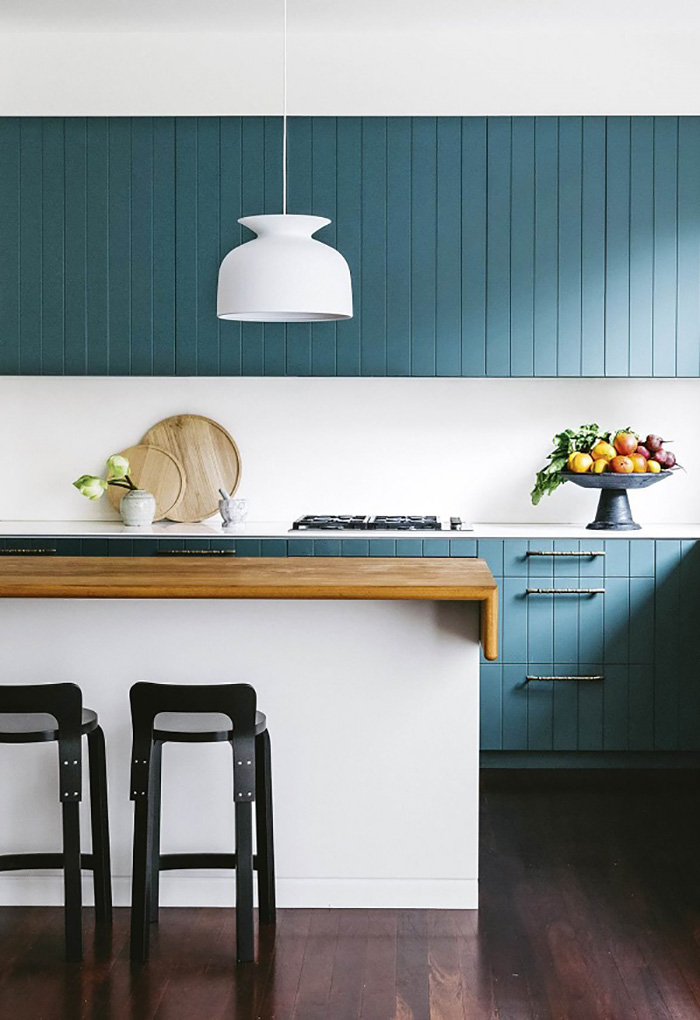 Thiết kế bếp phong cách hiện đại